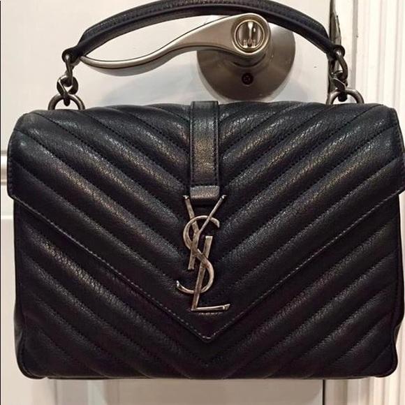 Handbags - NEW Saint Laurent Monogram College Medium Bag 2950bf546e673